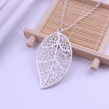 Load image into Gallery viewer, Magical Leaf Jewelry Set