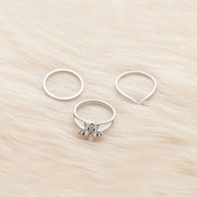 Load image into Gallery viewer, Tibetan Toe Ring Set Of Three
