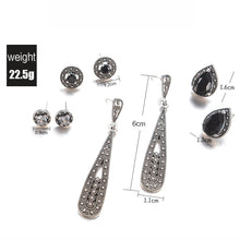 Load image into Gallery viewer, Crystal Bohemian Earrings