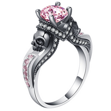 Load image into Gallery viewer, Tattoo Skull Rings