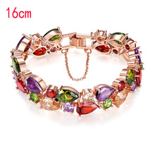Load image into Gallery viewer, Multicolor Leaf Bracelet