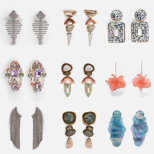 Ambition Earring Collection