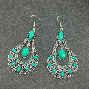 Bohemian Droplet Earrings