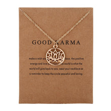 Load image into Gallery viewer, Karma Power Necklace