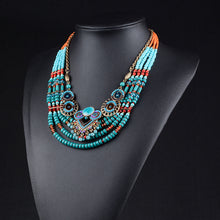 Load image into Gallery viewer, Ancient Tribal Style Necklace