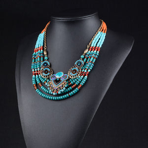 Ancient Tribal Style Necklace