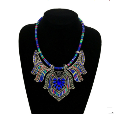 Bohemia Tribal Style Necklace