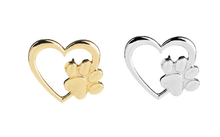 Load image into Gallery viewer, Paw Pet Love Brooch