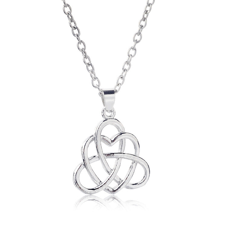 Infinity Celtic Love Necklace