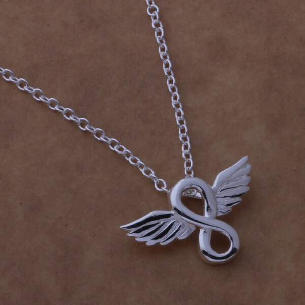 Infinity Memories Angel Pendant