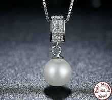 Load image into Gallery viewer, 925 Sterling Silver Luxury Pendant
