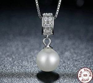 925 Sterling Silver Luxury Pendant
