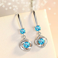 Load image into Gallery viewer, Mystical Crystal Earrings
