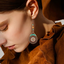 Load image into Gallery viewer, Indi Boho Drop Earrings