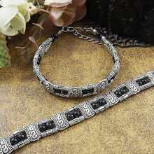 Load image into Gallery viewer, Handmade Boho Weave Bracelet