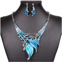 Load image into Gallery viewer, Boho Leaves Jewelry Sets