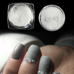 Candy Coat Glitter Nails