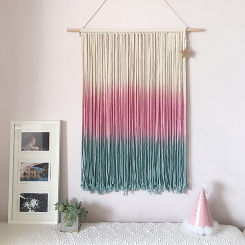 Boho Macrame Wall Art