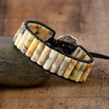 Load image into Gallery viewer, Natural Onyx Bracelet