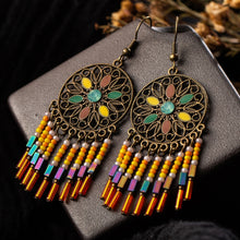 Load image into Gallery viewer, Vintage Handmade Boho Earring Collection