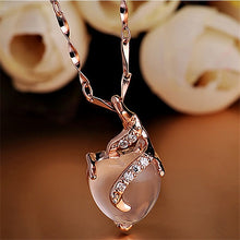 Load image into Gallery viewer, Forever Heart Necklace