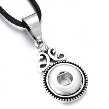 Load image into Gallery viewer, Silver Button Jewelry Sets