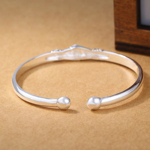 Always Holding Hands Bangle