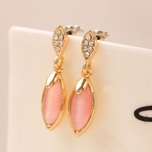 Vintage Water Drop Earring
