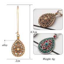 Load image into Gallery viewer, Boho India Ethnic Earrings