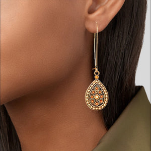 Boho India Ethnic Earrings