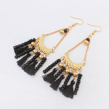 Load image into Gallery viewer, Boho Style Bead Earings