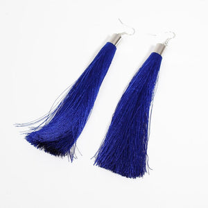 Bohemia Long Tassel Earrings