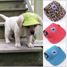 Load image into Gallery viewer, Tails Up Designer Summer Dog Hat