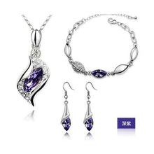 Load image into Gallery viewer, Luxury Design Jewelry Sets