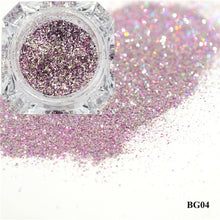 Load image into Gallery viewer, Nail Glitter Powder