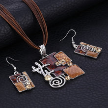Load image into Gallery viewer, Boho Statement Jewelry Sets