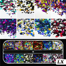 Load image into Gallery viewer, Ultrathin Sequins Nail Art