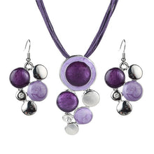 Load image into Gallery viewer, Plunge Stone Jewelry Sets