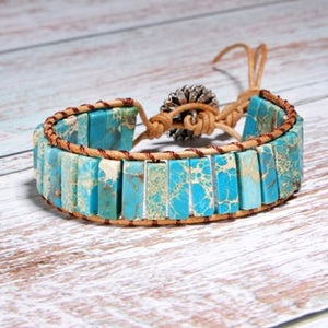 Handmade Natural Boho Bracelet Collection