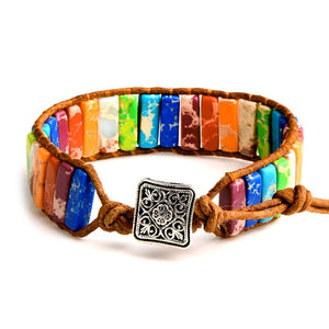 Happiness and Luck Amulet Bracelet