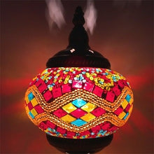 Load image into Gallery viewer, Mossaic Boho Wall Lamp