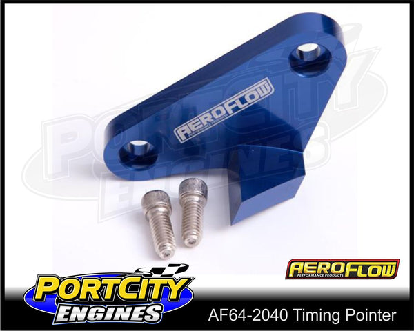 Aeroflow AF64-2040 Timing indicator for Ford cleverland engines