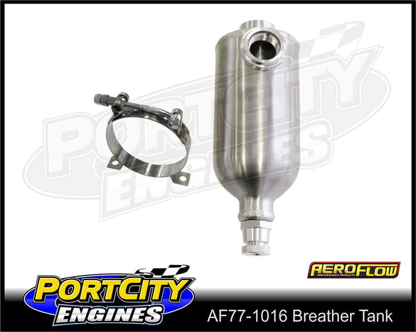 Aeroflow AF77-1016 Fabricated alloy breather tank