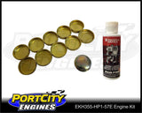Core plugs and Engine assembly lube