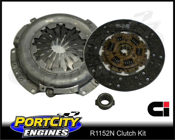 Clutch Industries R1152N Suzuki APV, Grand Vitara, Swift, Vitara, X90 GA16B clutch kit