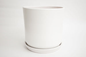 Tray / Saucer - Matte White