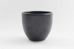 Matte Black Bell - Pot / Planter
