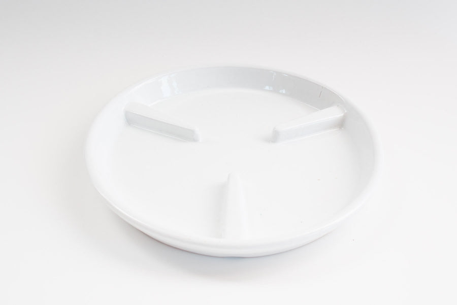 Tray / Saucer - Gloss White