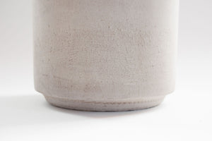 Pot / Planter - Graphite Clay Cylinder