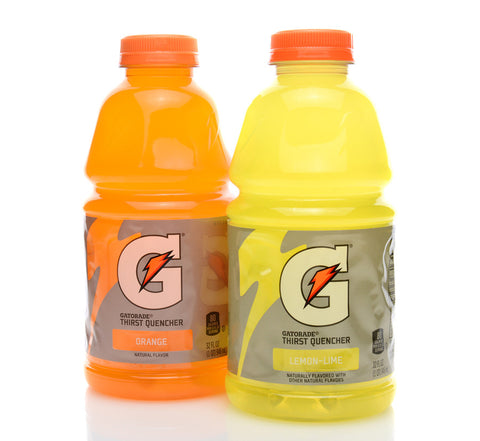 is gatorade vegan